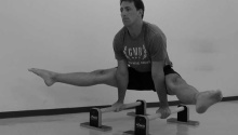 how parallettes helped artur learn to enjoy his training rh gmb io Parallettes for Bodyweight Training Parallette Training for Core