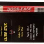 Door-Ease & Door Ease Lube Stick | Cool Tools Pezcame.Com